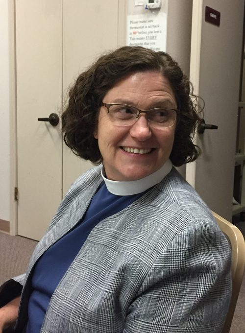 Maggie Sullivan<br/>Associate Rector