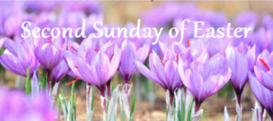 Bulletin –  Second Sunday of Easter, April 19th, 2020
