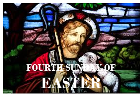 Bulletin – Fourth Sunday of Easter, May 3rd, 2020
