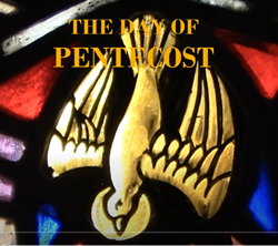 Bulletin – The Day of Pentecost, May 31st, 2020